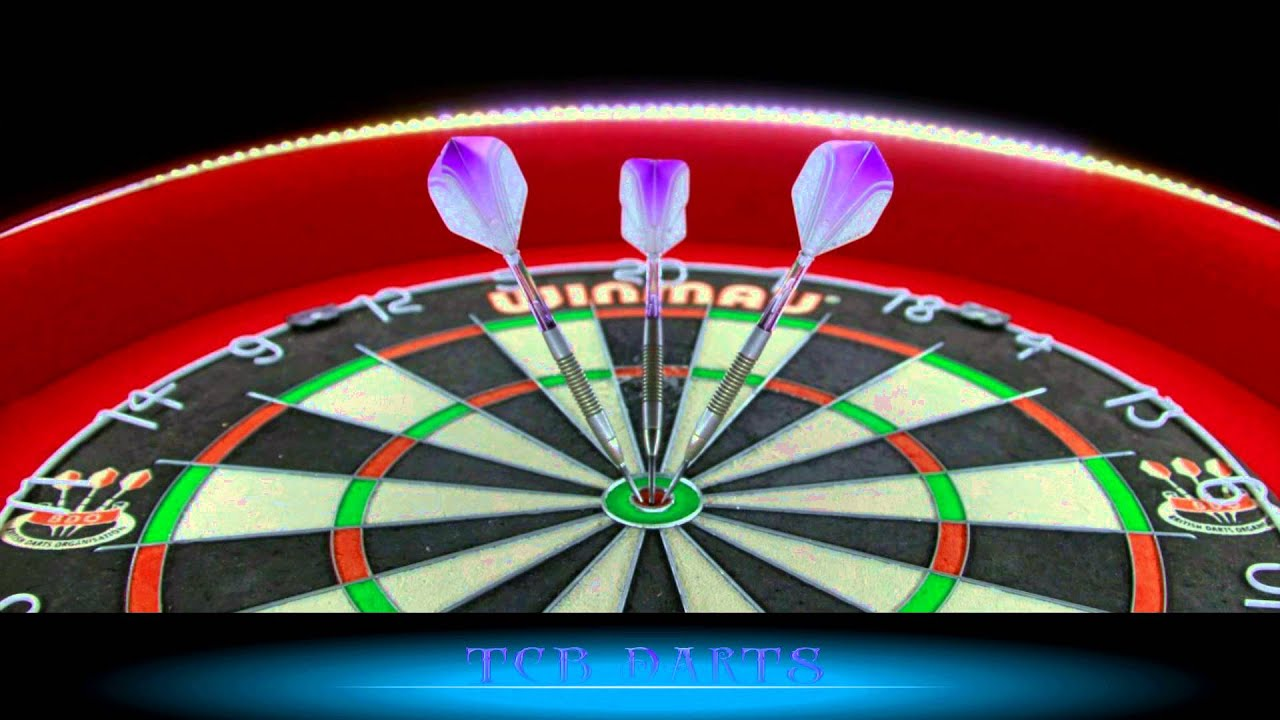 tcb darts - YouTube