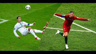 Cristiano Ronaldo - Top 10 bramek w karierze ᴴᴰ