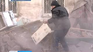Взрывы бытового газа в Красноярске: досье