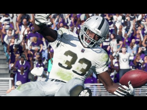 WORST FUMBLE EVER!! PACK AND PLAY  MADDEN 18 GAMEPLAY EPISODE 2