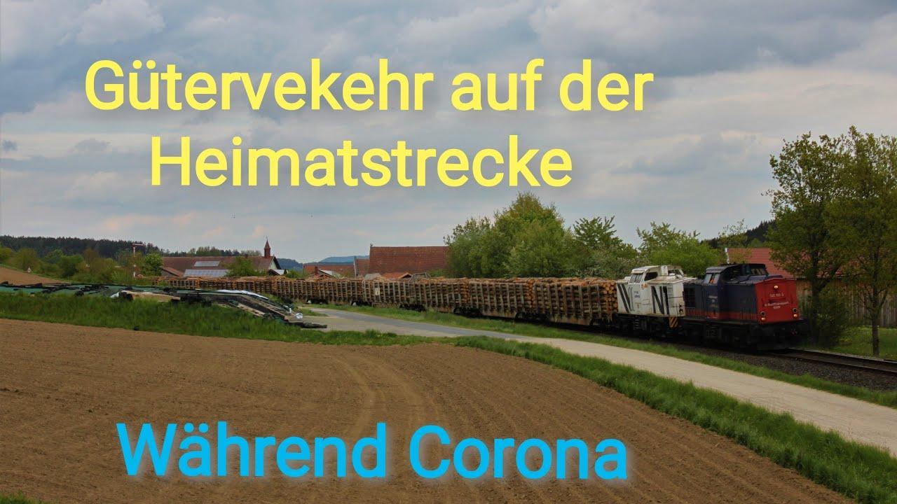 Corona Zugverkehr
