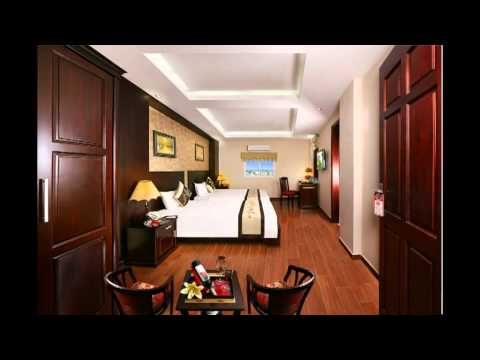 Luxury Boutique Hanoi Hotel located in the heart of Hanoi Old Quarter pearlsuiteshanoihotel.flv