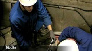Monteur technicien en réseaux électriques