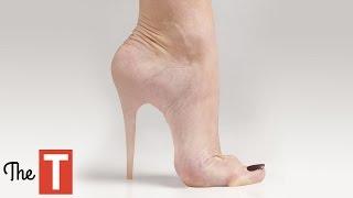 10 Most BIZARRE Shoes On Pinterest