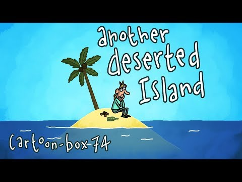 Another Deserted Island | Cartoon Box 74