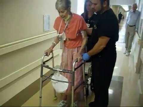 ICU Acute Care Physical Therapy - YouTube