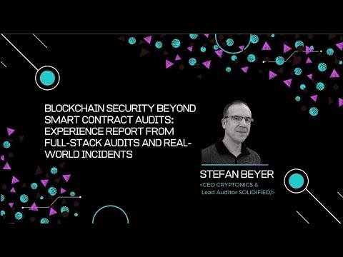 Hello Decentralization 2021 |Stefan Beyer from Cryptonics