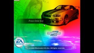 Fast And Furious Cars In Need For Speed Underground 2 {LINK IN DESCRIBTION}