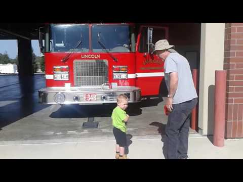 Ryan thanks Fireman Joe.