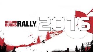 Richard Burns Rally 2016 - First Impressions