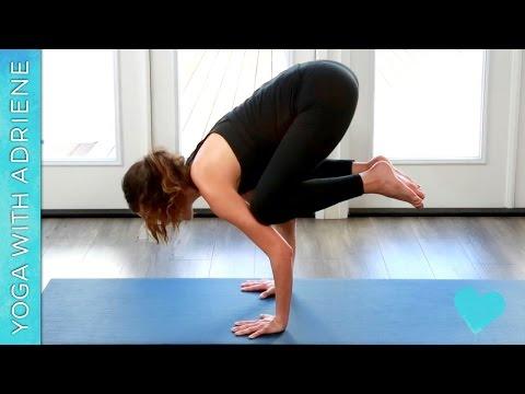 Crow Practice - Yoga With Adriene