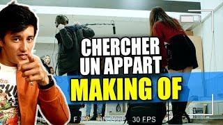 CHERCHER UN APPARTEMENT - MAKING OF (JIGMÉ)