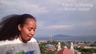 Gambar cover Karna Su Sayang - Rohani Version (Cover)