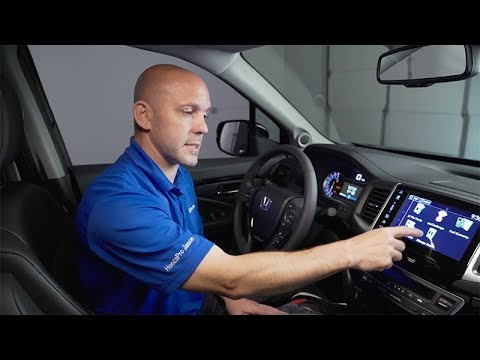 2018 Honda Ridgeline Tips & Tricks: How to Use the Eco Route Navigation System