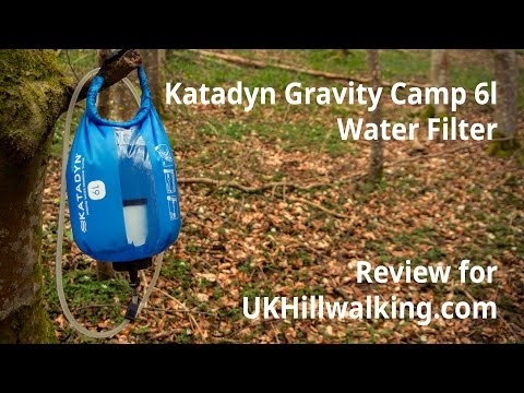UKH Review: Katadyn Gravity Camp 6L Water Filter