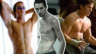 Christian Bale's Steroid Cycle - KING Of Transformations! Natural As Batman?