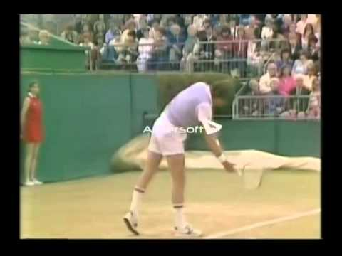 Jimmy Connors vs  McEnroe Final - Queens 1982