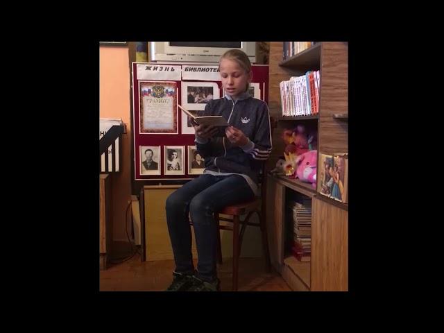 Изображение предпросмотра прочтения – ИринаВалева читает произведение «Воробей» И.С.Тургенева