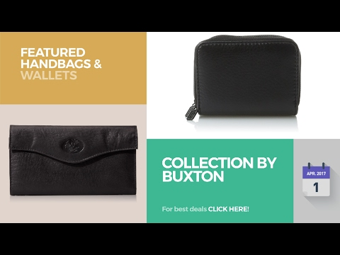 Collection By Buxton Featured Handbags & Wallets