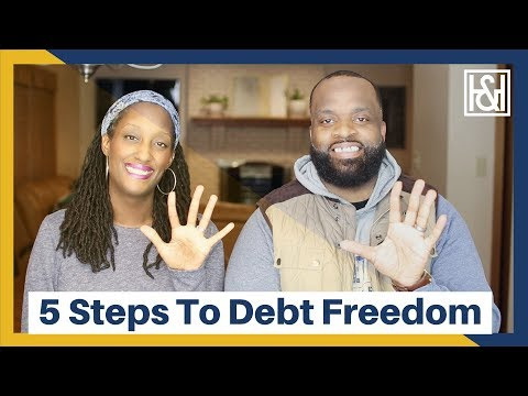 5 Tips To Get Out of Debt This Year