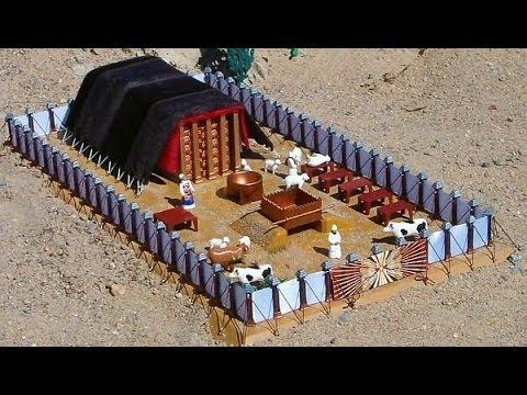 El Santuario O Tabernáculo Del Desierto