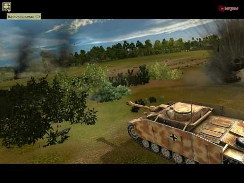 Обзор игры Операция Багратион (PC Игры)