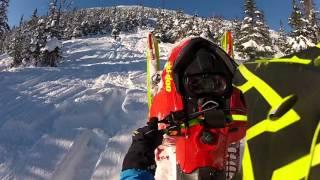 2016 Skidoo Freeride 137 Edit MBRP Exhaust