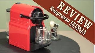 מכונת קפה נספרסו Inissia C40R