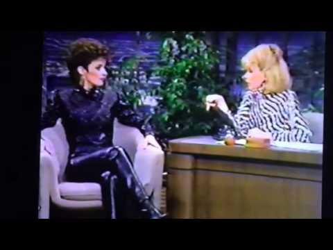 Tonight  Sheena Easton Joan Rivers 1983