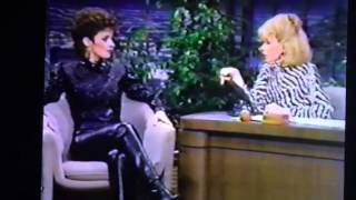 Tonight Show Sheena Easton Joan Rivers 1983