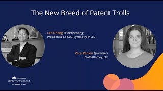 The New Breed of Patent Trolls