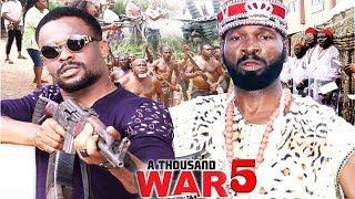 A Thousand War Season 5 - Sylvester Madu Zubby Micheal 2019 Latest Nigerian Nollywood Movie
