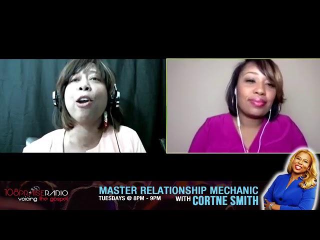 #VoicingTheGospel on 108PraiseRadio with Master Relationship Mechanic Show  Tuesdays @ 8pm - 9pm