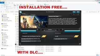 HOW TO DOWNLOAD ASSASSINS CREED ORIGINS ALL DLC UPDATE FOR FREE | NEW UPDATE(2018)