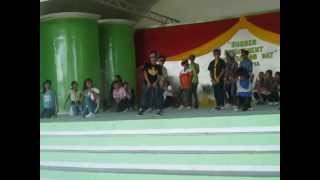 Sa Wakas Remix 2013 @ Holy Cross of Bunawan, Inc.