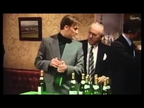 Minder A Bouquet of Barbed Wine S08E02