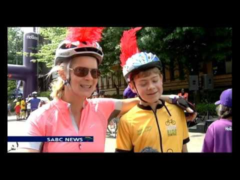 Joburg plays host to 5th Freedom ride in honour of Madiba