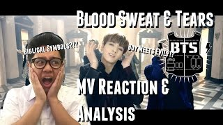 피 땀 눈물 blood sweat tears bts   syj mv reaction review analysis