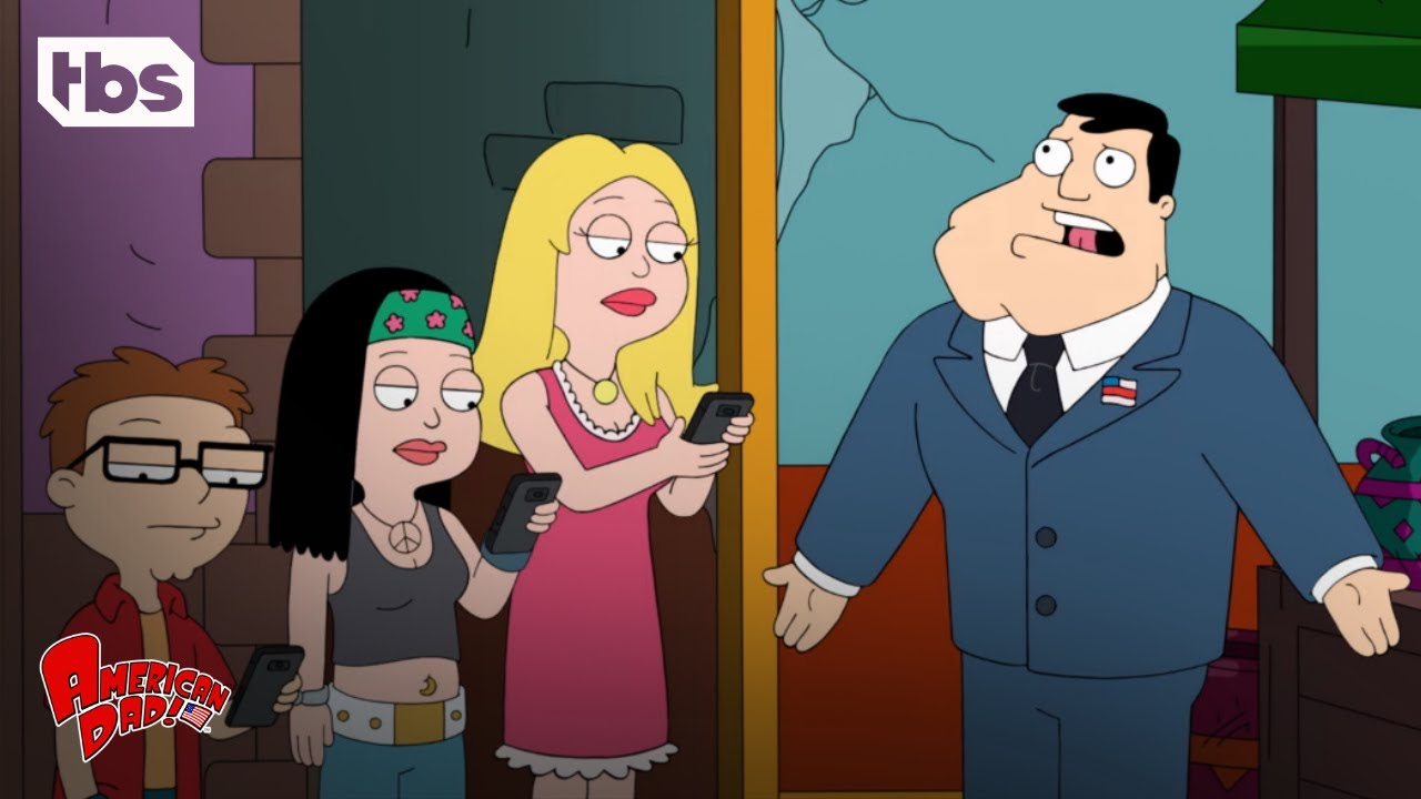 American Dad - Episode 15.21 - 100 Years A Solid Fool - Promo ...