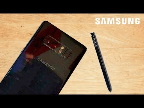Galaxy Note 8 - Official ad, Price Info and More