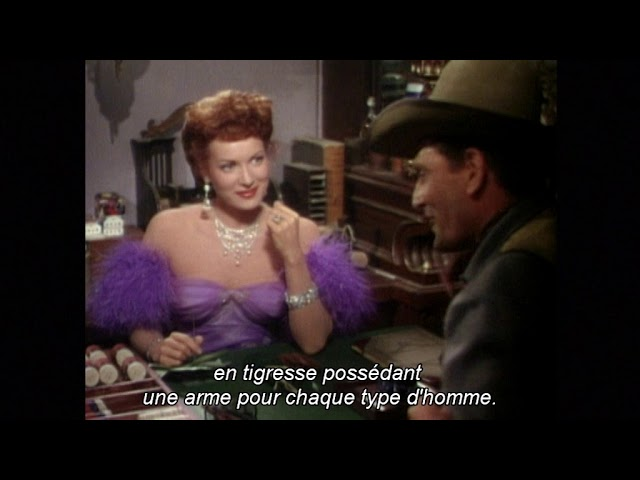 Bande-annonce (trailer) La Belle Rousse du Wyoming (HD / VOSTFR)