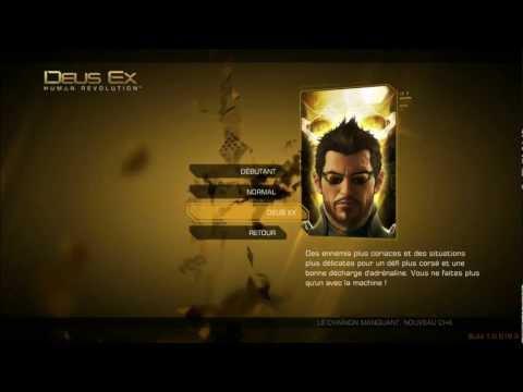 """Deus Ex - Human Revolution #1 """" L'art d'être discret"""""""