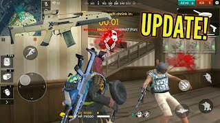NEW XM8 GUN! 👌👌 (Solo vs Duo) [Update] - Garena Free Fire