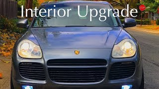 Porsche Cayenne Turbo Pedal Upgrade