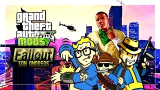 GTA MODS | Fallout: San Andreas - Apokalypse in Los Santos! [Deutsch/HD]