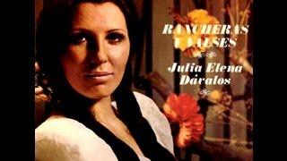 Julia Elena Davalos - Rancheras y Valses [Disco completo]