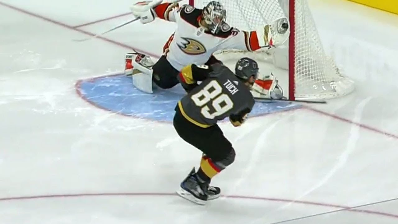 Gotta See It: Ducks' Gibson with glove save of the season ...