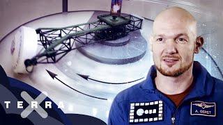 Extreme G-Kräfte aushalten | Alexander Gerst im Astronautentraining