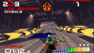 DOS Game: WipEout
