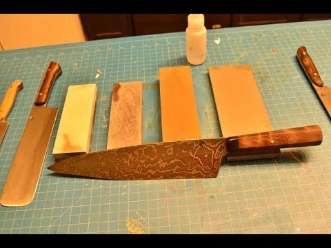 how to sharpen kitchen knives start to finish youtube how to sharpen your kitchen knives apps directories